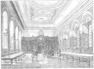 Interior Stationers' Hall