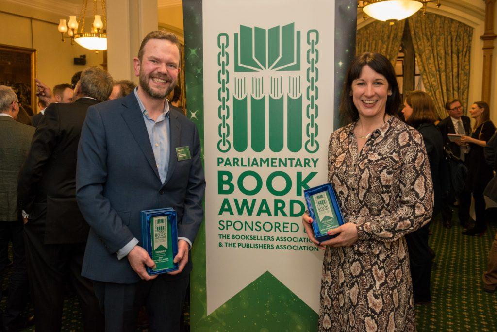 Parliamentary Book Award winners
