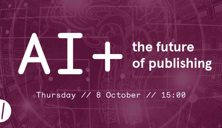 AI and the Future of Publishing