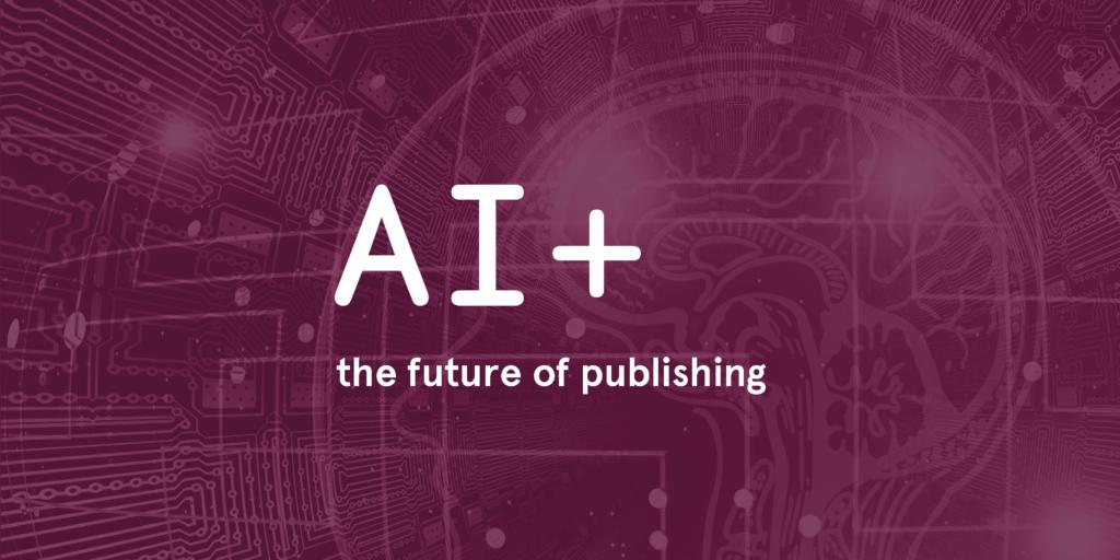 AI Future of Publishing event