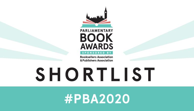 Parliamentary Book Awards logo #PBA2020